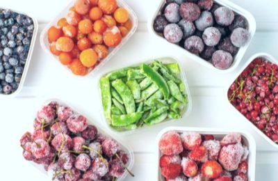 Benefits of frozen food